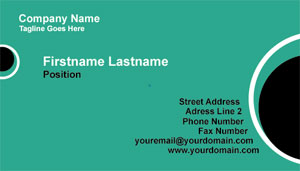 Businesscardland free business card templates basic business card template flashek Images